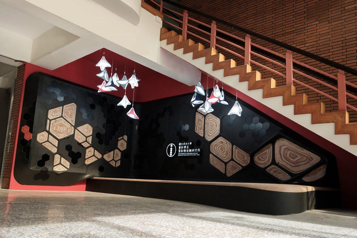 Valchromat_Projetos_Hexapod series custom interior design_Taiwan 4